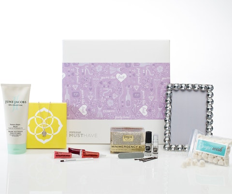 Five POPSUGAR Bridesmaid Boxes sweepstakes