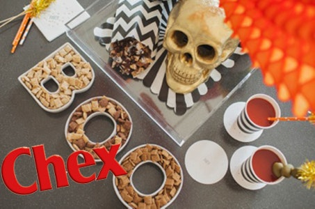 Chex mix halloween small