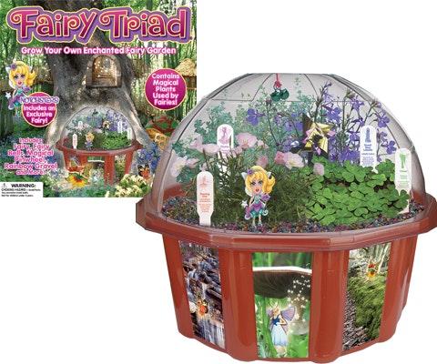 Fairy triad giveaway