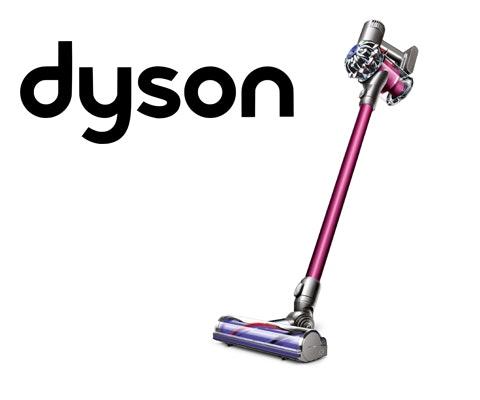 Dyson cordless vacuum giveaway