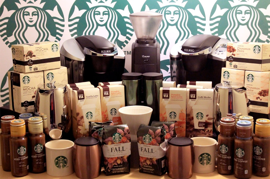 Starbucks Fall Prize Package sweepstakes