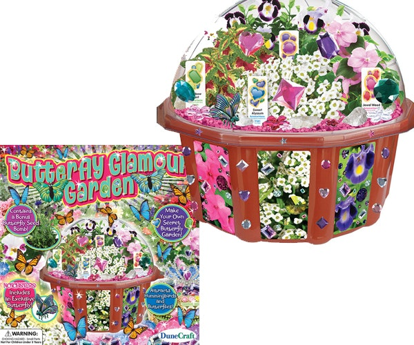 Butterfly Garden from DuneCraft sweepstakes