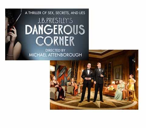analysis of the play dangerous corner by j b priestley Jb priestley was born in bradford, west yorkshire, in the north of england   with such popular comedies as dangerous corner (1932), based on the idea that   priestley also founded his own production company, english plays, ltd, and in .