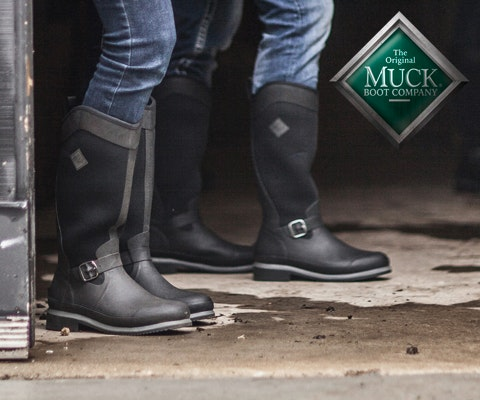 £100 voucher for Muck Boots sweepstakes