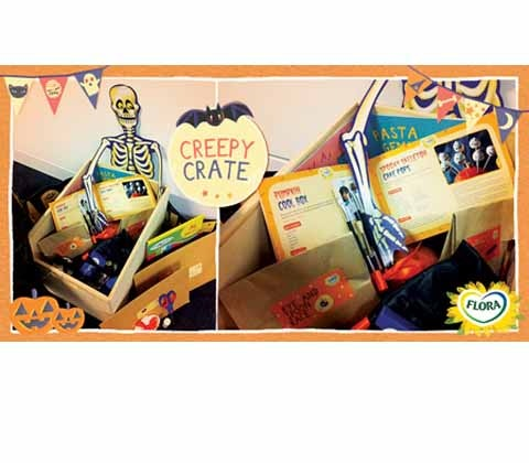 Win a spooktacular Halloween fun pack  sweepstakes