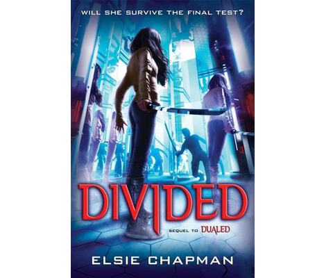 DIVIDED by Elsie Chapman sweepstakes