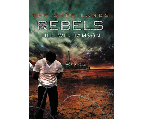 REBELS by Jill Williamson sweepstakes