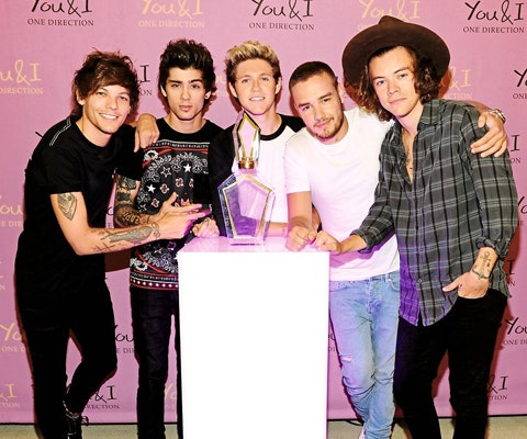 One Direction Perfume Set sweepstakes