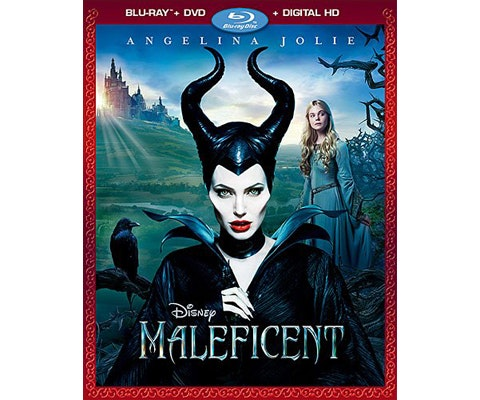 """Maleficent"" on DVD and Blu-ray sweepstakes"