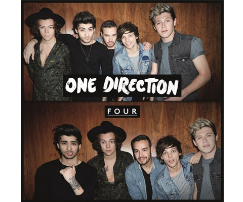 "One Direction Album ""Four"" sweepstakes"