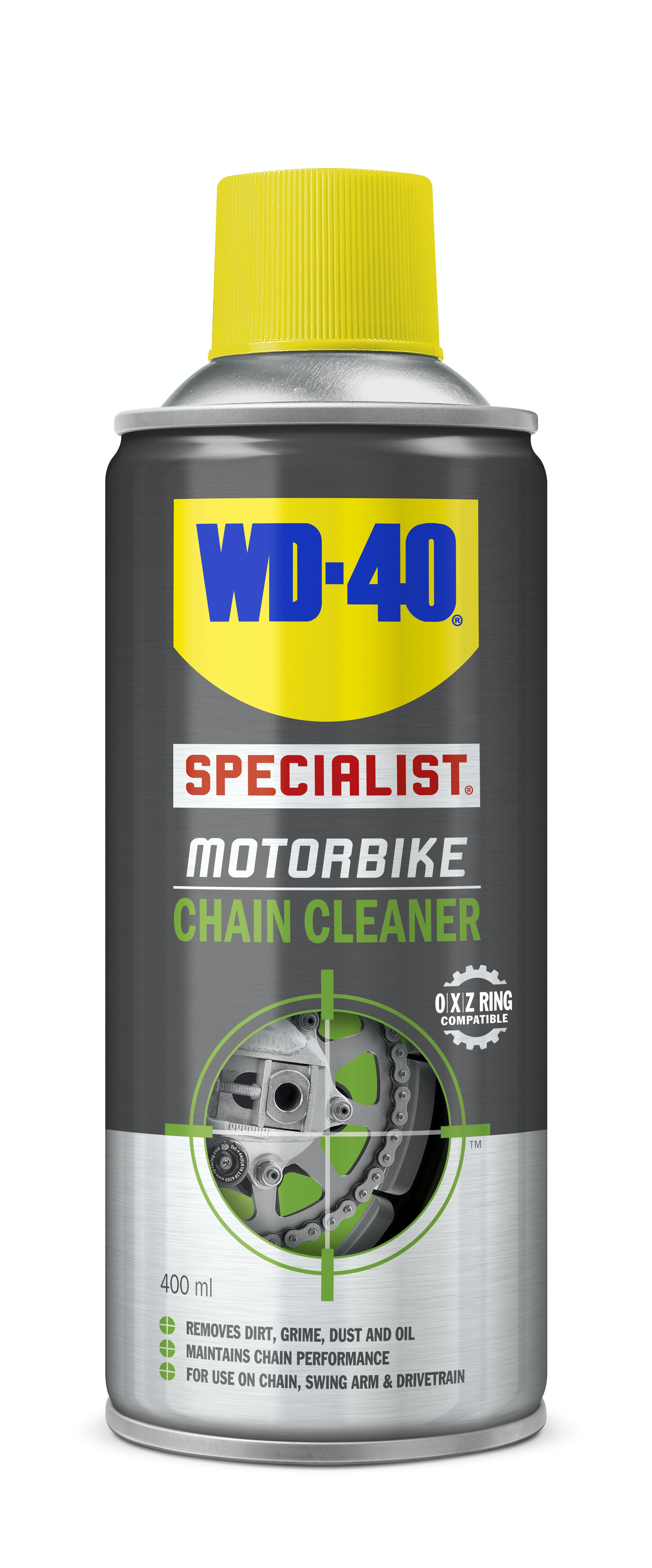 Win Motorbike Care Kit from WD-40 sweepstakes