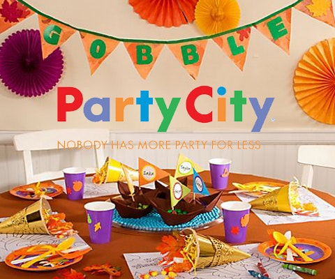100 Party City Gift Card sweepstakes