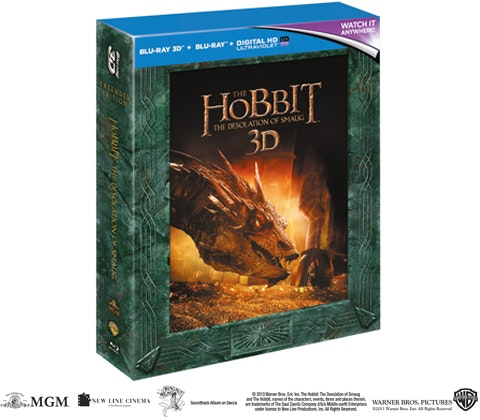 'THE HOBBIT: THE DESOLATION OF SMAUG sweepstakes