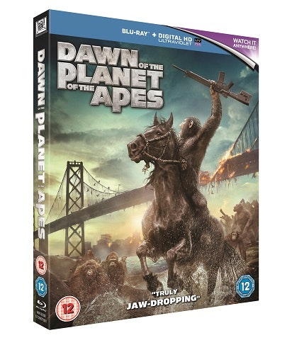 DAWN OF THE PLANET OF THE APES sweepstakes