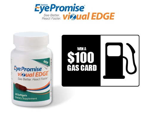 EyePromise Vizual EDGE Driving Confidence Kit sweepstakes