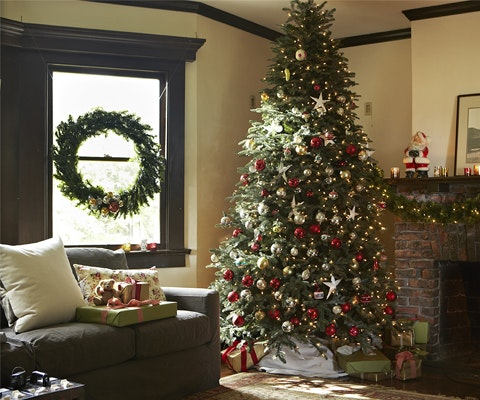 Grand Fir Christmas Tree & Wreath from Tree Classics sweepstakes