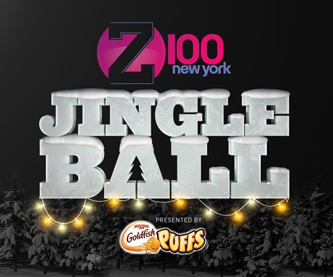Tickets to Z100s Jingle Ball All Access Lounge sweepstakes