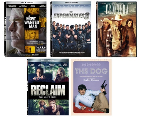 Win a action thriller package