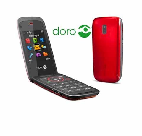 Doro phones sweepstakes
