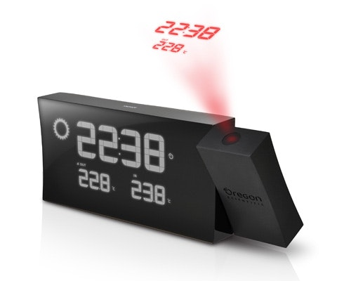 PRYSMA Projection Clock by Oregon Scientific sweepstakes