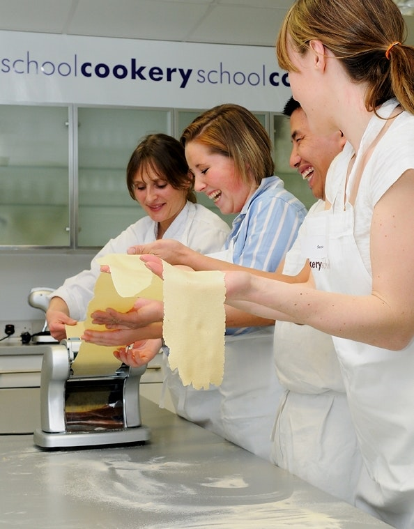 Cookery School at Little Portland Street sweepstakes