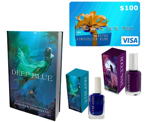 $135 - Waterfire Saga Prize Package sweepstakes