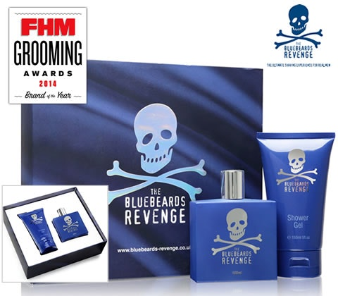 Win The Ultimate Christmas Fragrance Gift Set with The Bluebeards Revenge sweepstakes