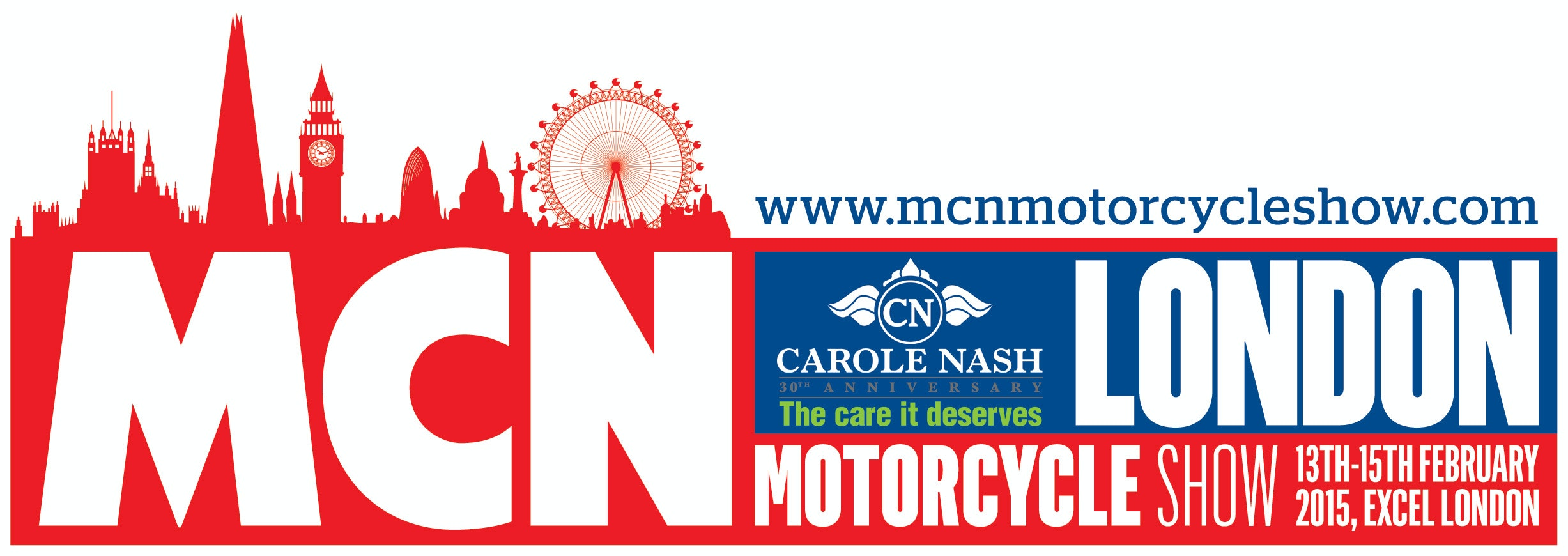 MCN Show tickets sweepstakes