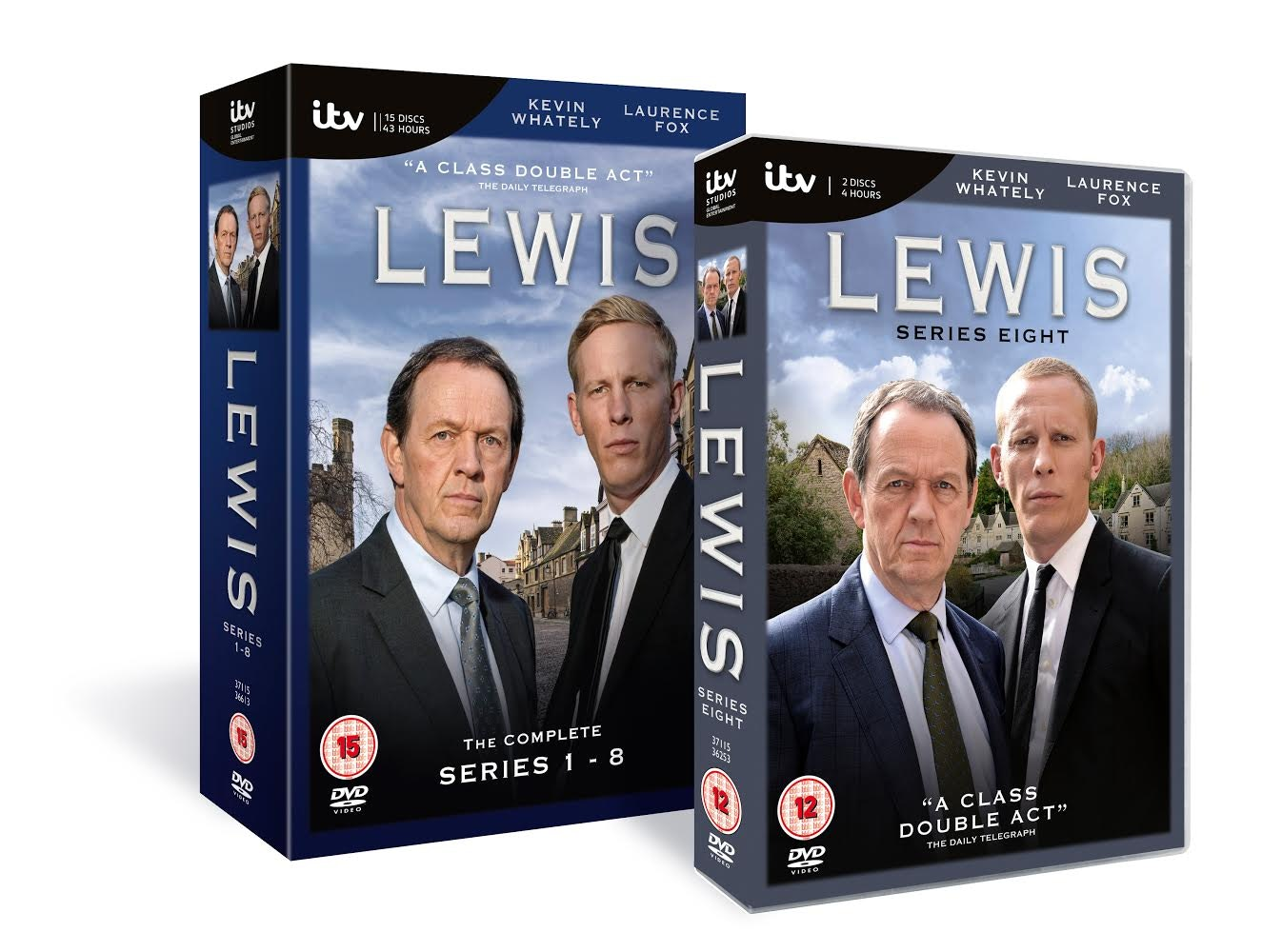 Lewis DVD sweepstakes