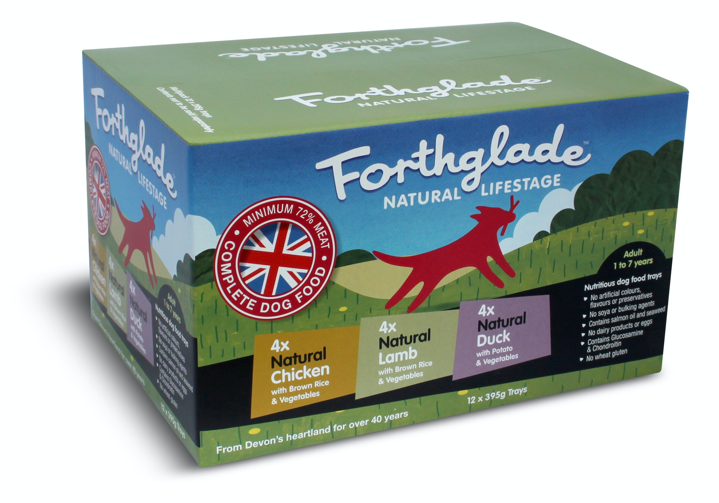 Forthglade sweepstakes