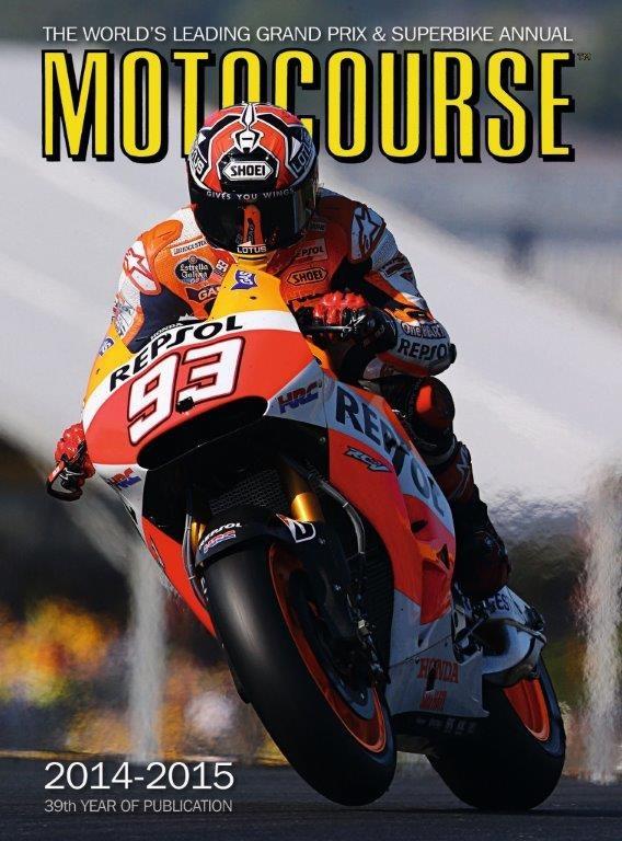 Motocourse Book sweepstakes