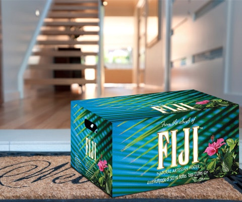 FIJI Water Home Delivery sweepstakes
