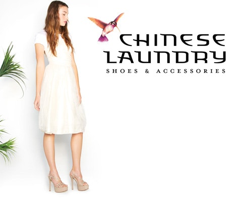 Win chinese laundry sandals