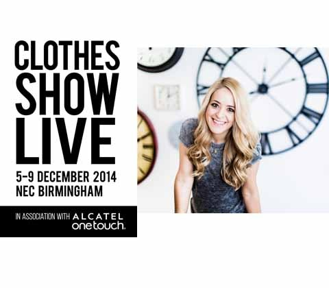 Win a pair of tickets to Clothes Show Live & a meet and greet with Fleur De Force.  sweepstakes