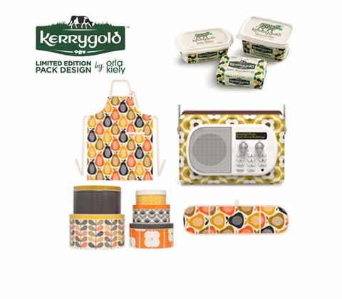 Win 4 x sets of Kerrygold butter & Orla Kiely kitchen goodies sweepstakes
