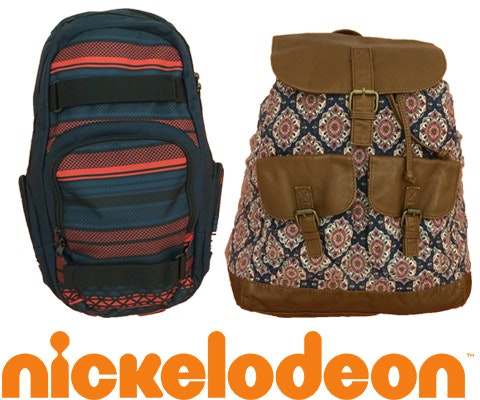 Nickelodeon Henry Danger Backpack sweepstakes