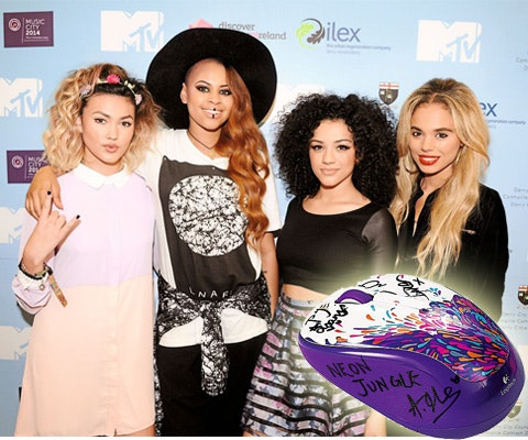 Neon Jungle Signed Mouse sweepstakes