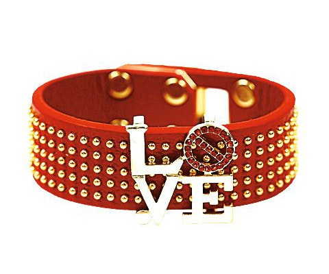 Compassion Brands Red Love Bracelet sweepstakes