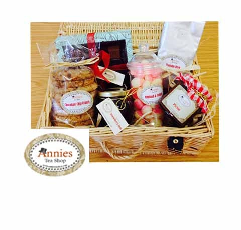 Annies Tea Shop sweepstakes