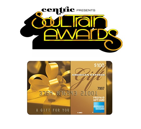 Soul Train Awards Prize Package sweepstakes