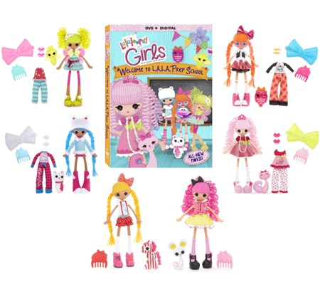 Win lalaloopsy girls giveaway sm