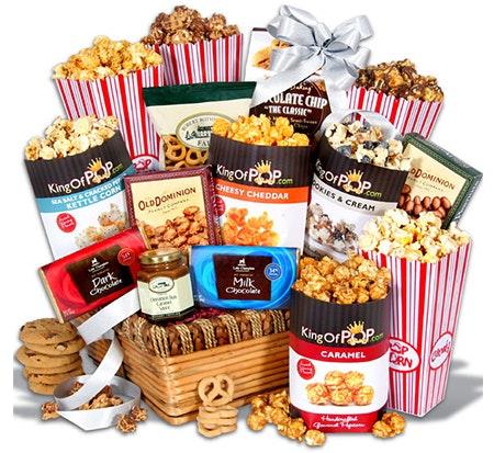Gourmet gift baskets sm