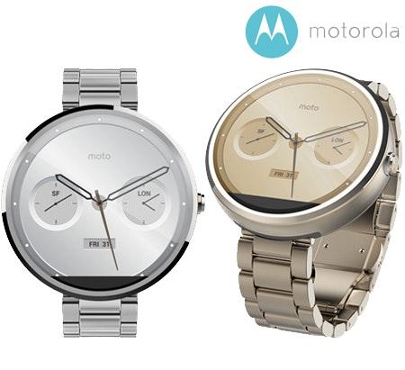 Moto 360 by Motorola sweepstakes