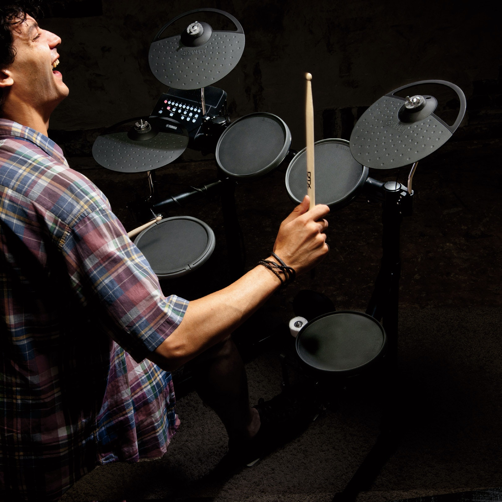 1x Yamaha DTX400 Electronic Drum Kit sweepstakes