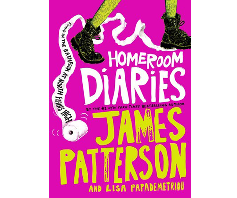 HOMEROOM DIARIES by James Patterson sweepstakes