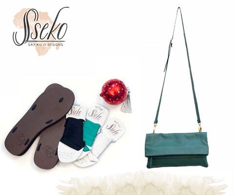 Sseko Designs Prize Bundle sweepstakes