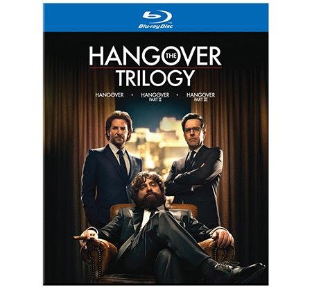 The Hangover Trilogy Box Set sweepstakes