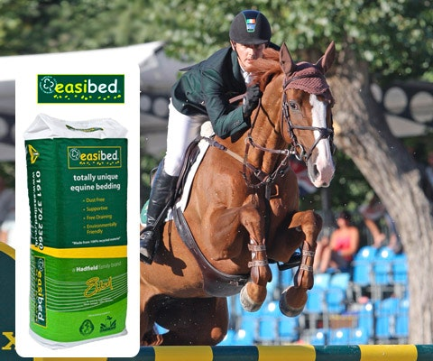 A year's supply of easibed and a lesson with Billy Twomey sweepstakes