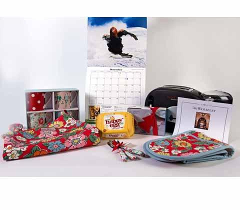 Win a Happy Eggs calendar & breakfast set sweepstakes