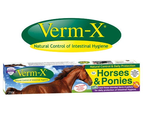 Verm-X pellets sweepstakes
